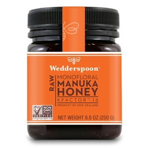 Wedderspoon Raw Monofloral Honey