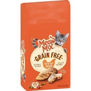 Meow Mix Cat Food & Treats