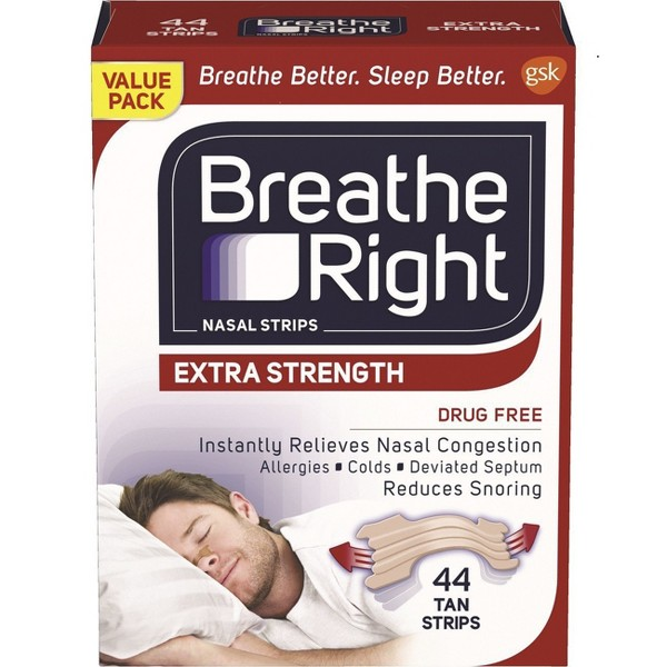 Breathe Right Nasal Strips product image
