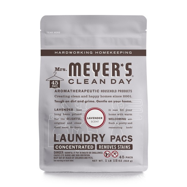 Mrs. Meyer's Laundry Pacs product image