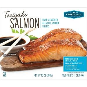 C. Wirthy & Co. Salmon