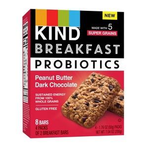 KIND Breakfast Probiotic Bars