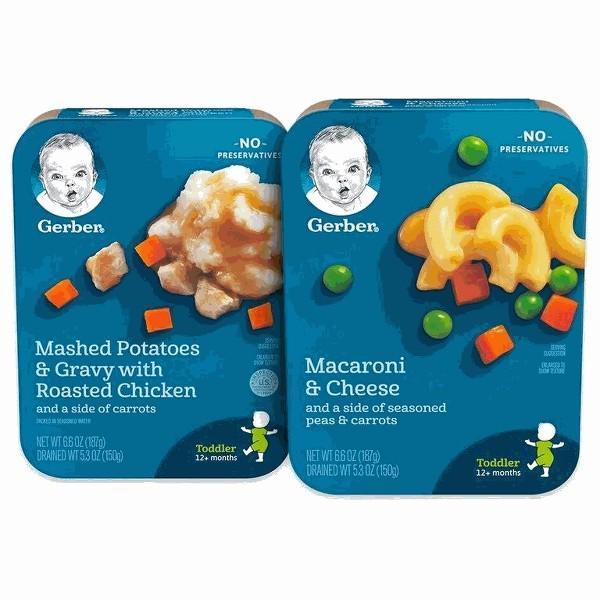 Gerber Meals product image
