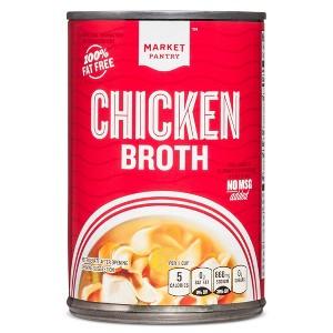 Market Pantry Broth/Stocks