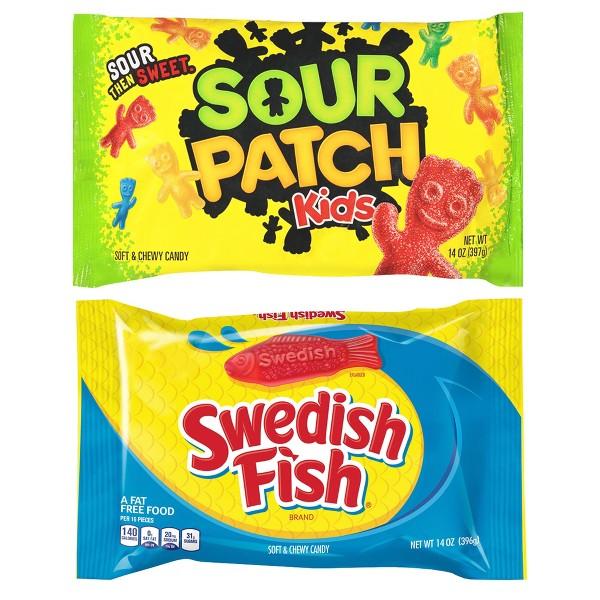 Sour Patch Kids & Swedish Fish Bag product image