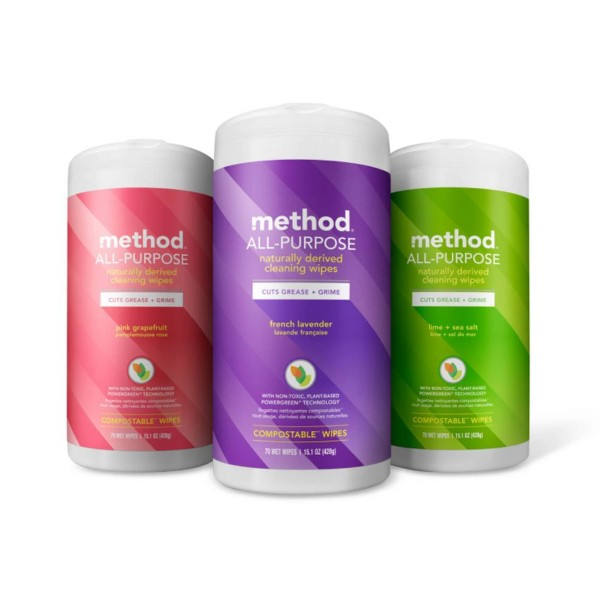 Method All-Purpose Wipes product image