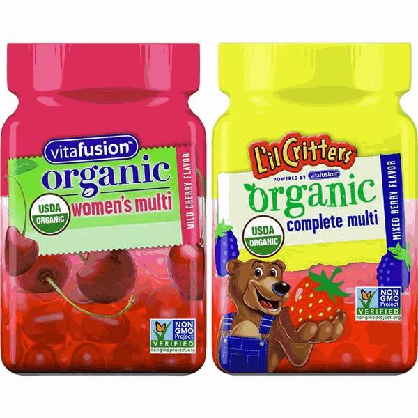 Vitafusion, L'il Critters product image