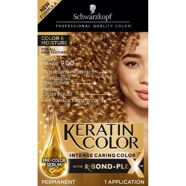 Schwarzkopf Keratin Color&Moisture product image