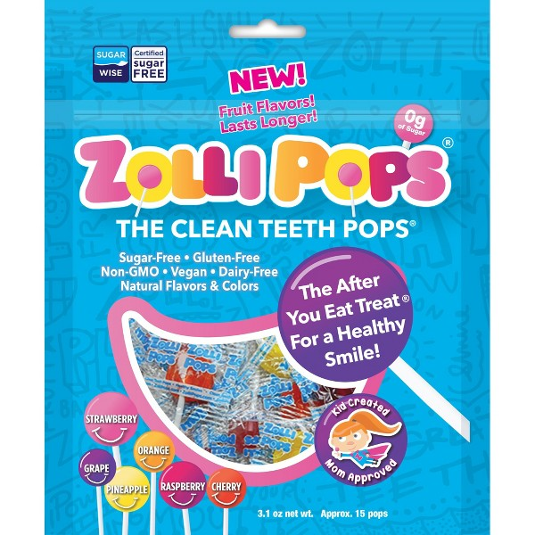 Zollipops Clean Teeth Candy product image