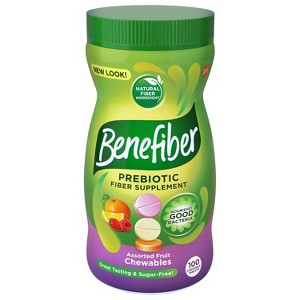 Benefiber Prebiotic Chewables