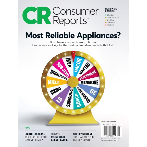 Consumer Reports product image