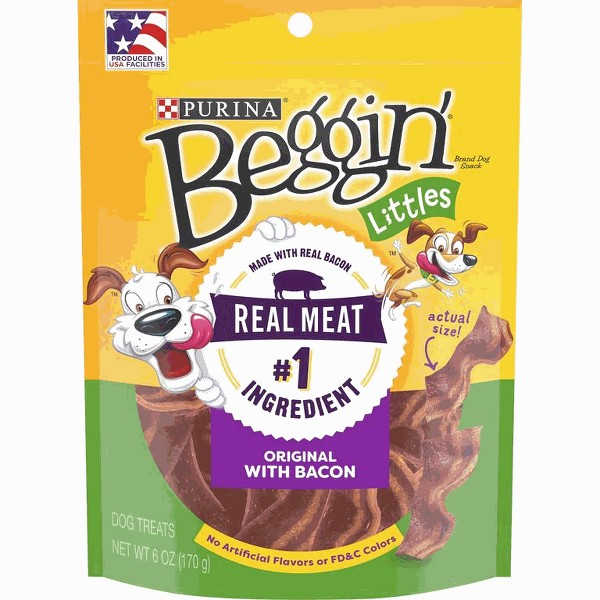 Purina Beggin' or Busy Dog Treats product image