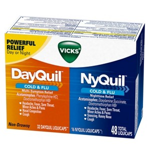 Vicks DayQuil/Nyquil Cold & Flu