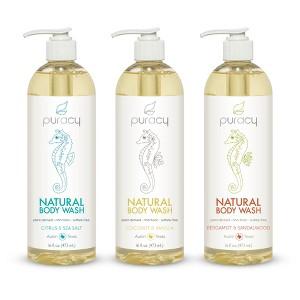 Puracy Natural Adult Body Wash