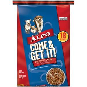 Purina ALPO Dry Dog Food