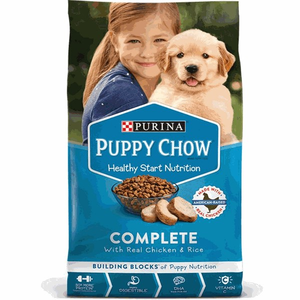 Purina Puppy Chow Dry Dog Food product image