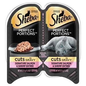 Sheba Perfect Portions Cat Food