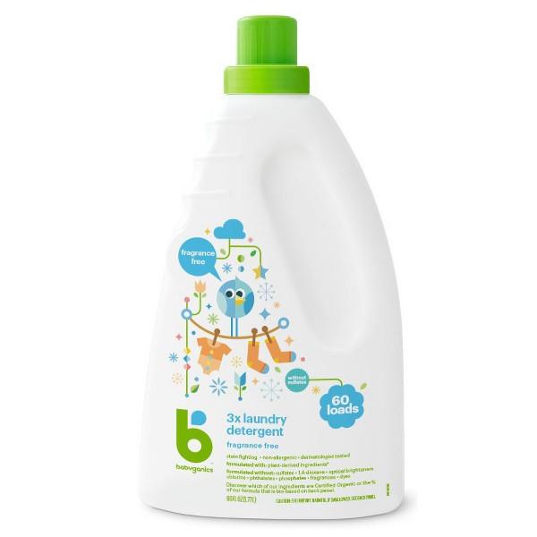 Babyganics 3x Laundry Detergent product image