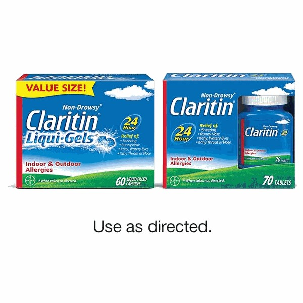Claritin product image