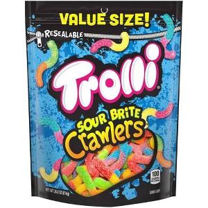 Trolli Sour Brite Crawler Big Bag