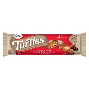 Turtles King Size Chocolate Bar