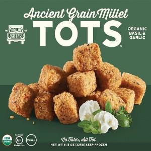 Rollin Greens Millet Tots