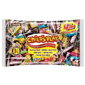 Child's Play Candy Bag