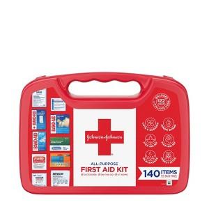Johnson & Johnson First Aid Kits