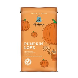 Caribou Pumpkin Love