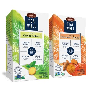 New Celestial Seasonings TeaWell