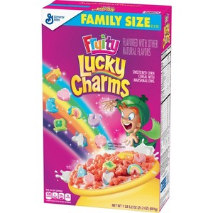 Fruity Lucky Charms