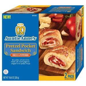 Auntie Anne's Frozen Pretzels
