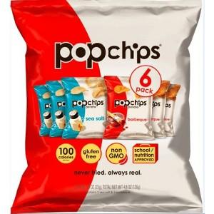 Popchips Potato Snack Variety Pack