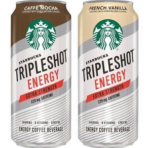 Starbucks Tripleshot