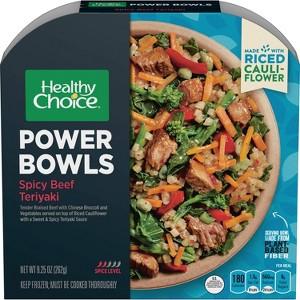 Healthy Choice Single Serve Meals