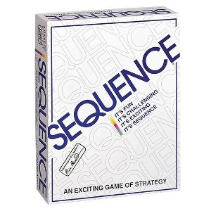 JAX Games Sequence Board Game