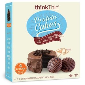 thinkThin Protein Cakes