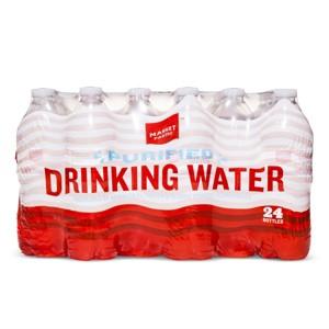 Market Pantry Purified Water