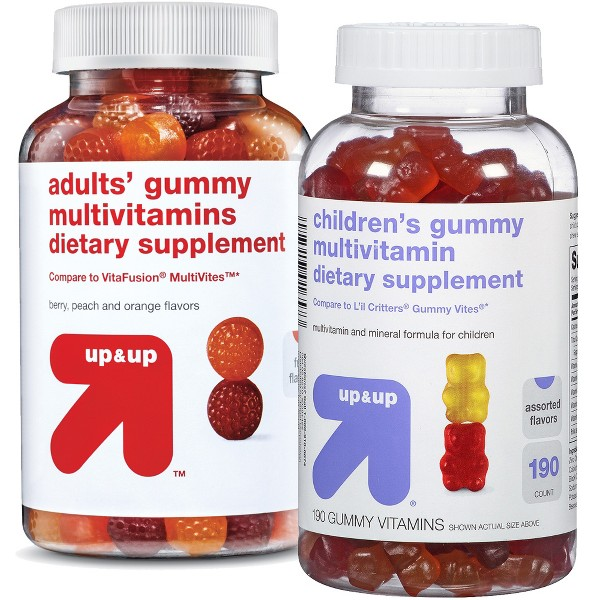 up & up Vitamins product image