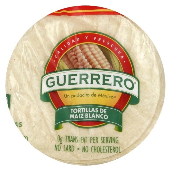 Guerrero White Corn Tortillas product image