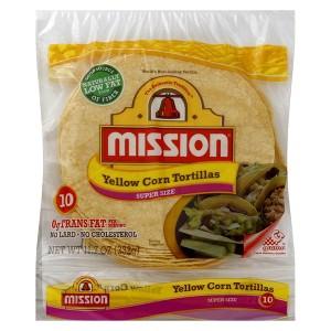 Mission Small Corn Tortillas