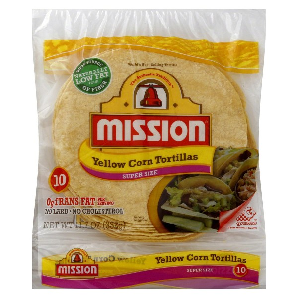 Mission Small Corn Tortillas product image