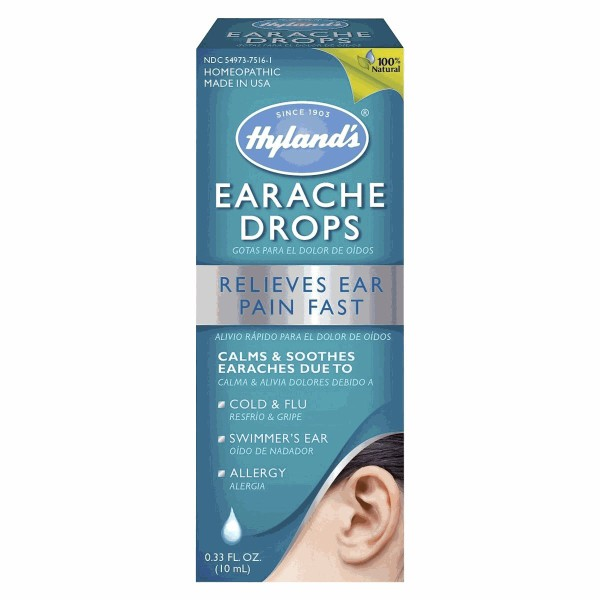 Hyland's Earache Drops product image