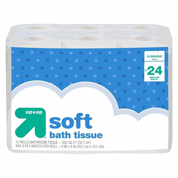 up & up Bath Tissue product image