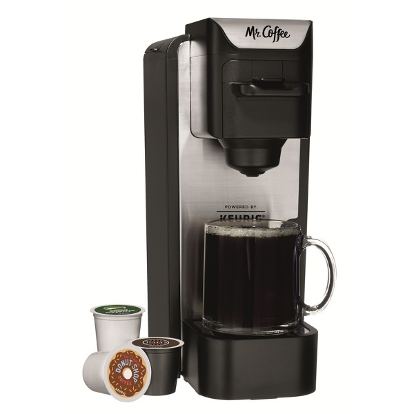 NEW Mr. Coffee Single Serve product image