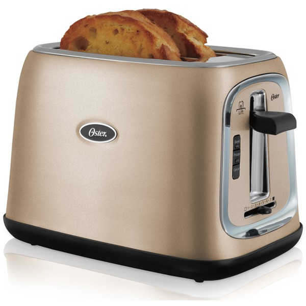 NEW Oster Toaster in Champagne product image