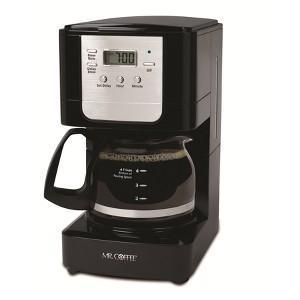 NEW Mr. Coffee 5-Cup Coffeemaker