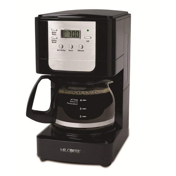 NEW Mr. Coffee 5-Cup Coffeemaker product image
