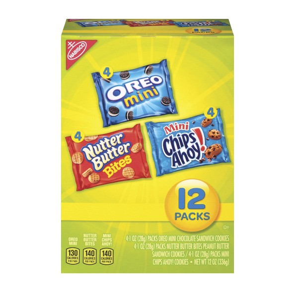 Nabisco Cookie & Cracker Multipack product image