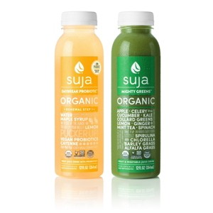 Suja Organic Cold Pressured Juice